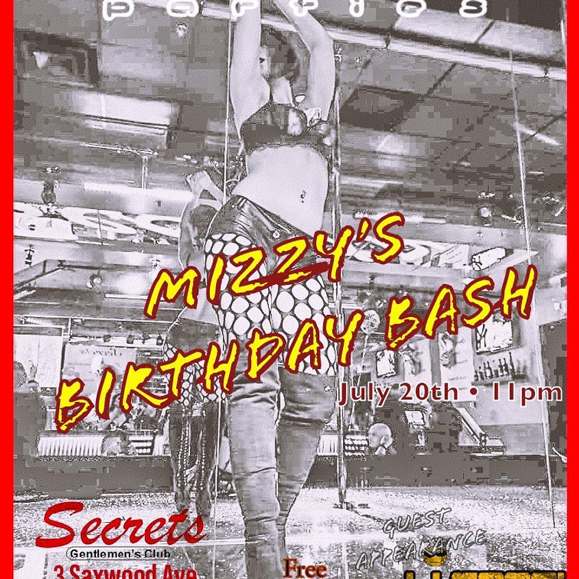Mizzy Benders Birthday Bash