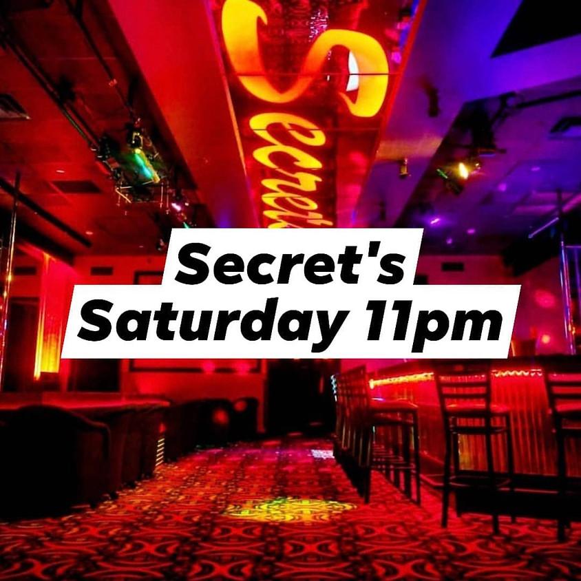 Secret's Sexy Saturday