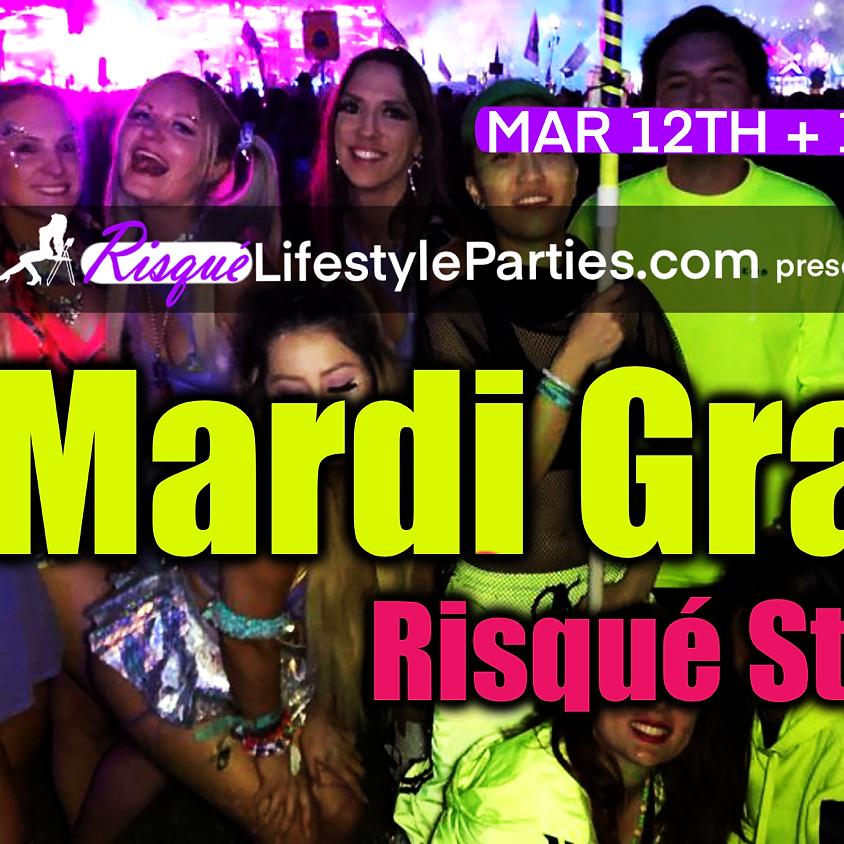 Mardi Gras Risqué Style : Mindbender Parties & Mizzy's Boutique Join Forces