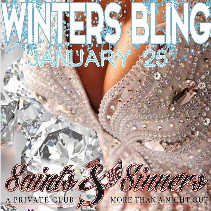 Winters Bling: Saints & Sinners, Philly