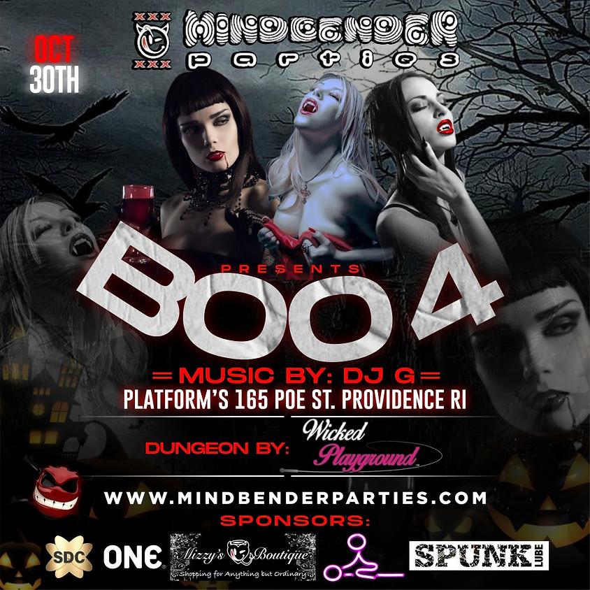 Boo 4 @ Platforms Dance Club