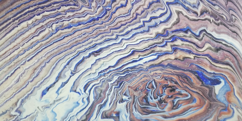 More Acrylic Pour, with Amy DeLand