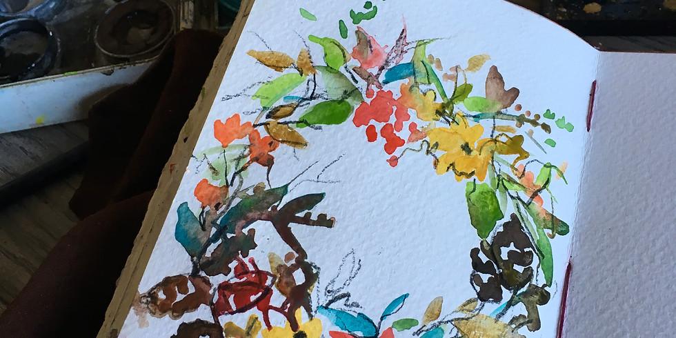 Create A Fall Wreath!