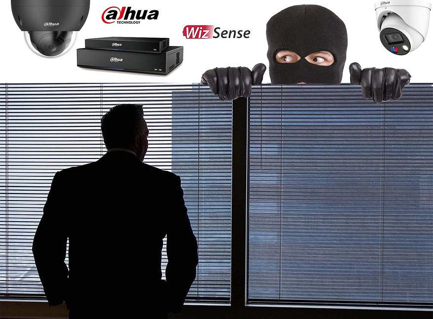 dahua videosurveillance installateur  ha