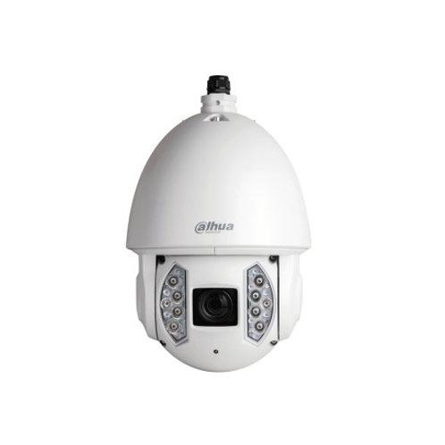 Caméra IP Dôme motorisée 12 Mpx DAHUA PoE