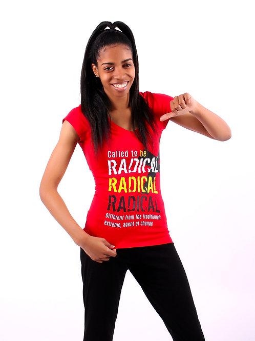 """""""Radical"""" Red Shirt"""