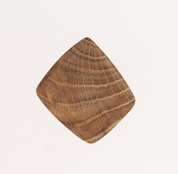 oak brooch