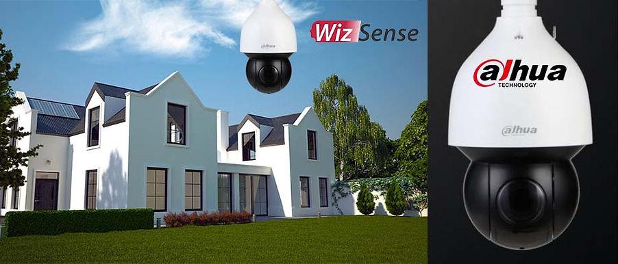 camera ptz dahua WizSense-SD5A- vsa secu