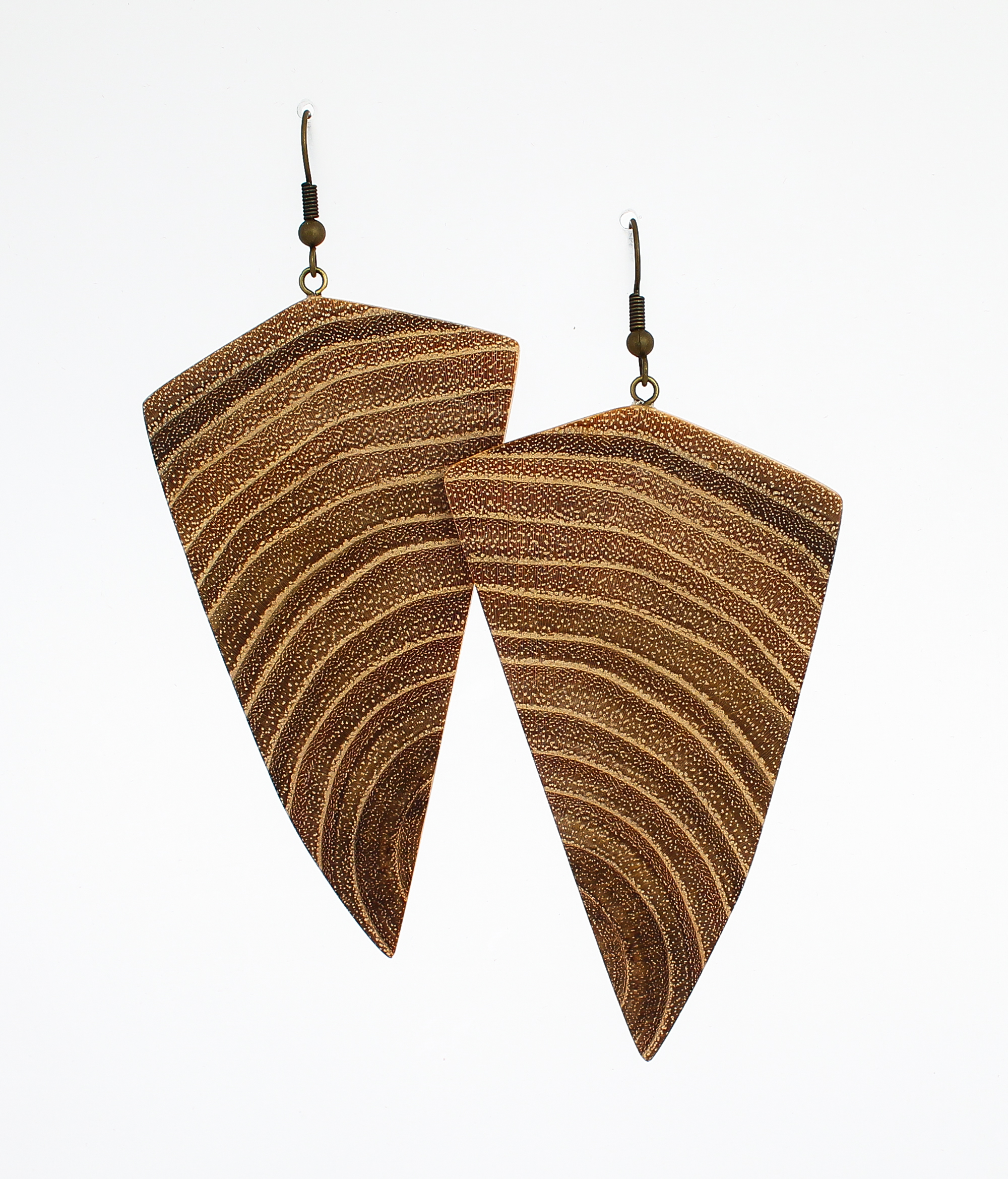 black locust earrings