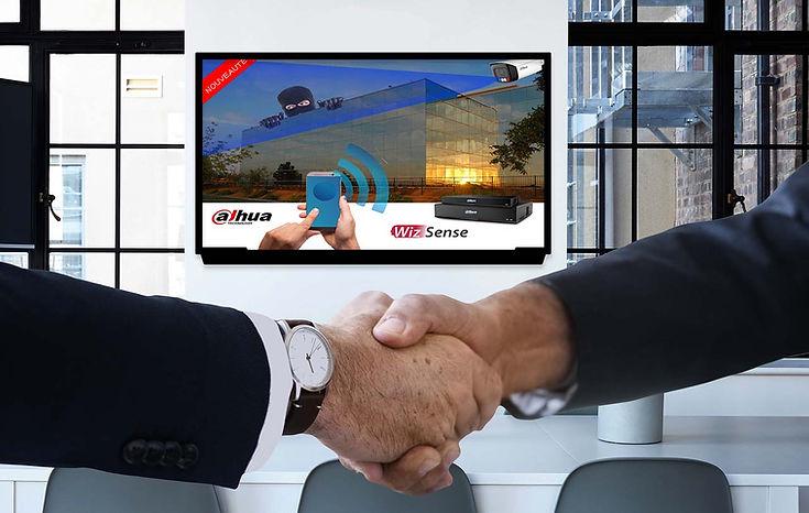 videosurveillance entreprise commerce in