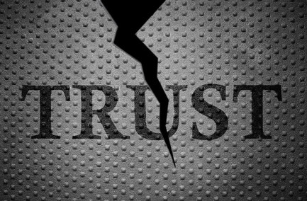 Let's Talk...Trust Issues.