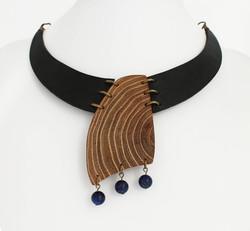 black locust lapis lazuli leather