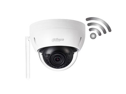 Caméra IP Wifi Dôme 3 Mpx Dahua PoE