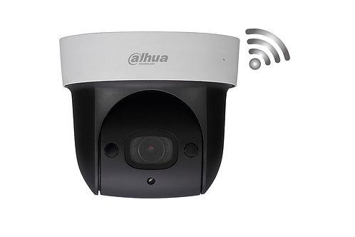 Caméra IP Wifi Dôme motorisé 2 Mpx Dahua PoE