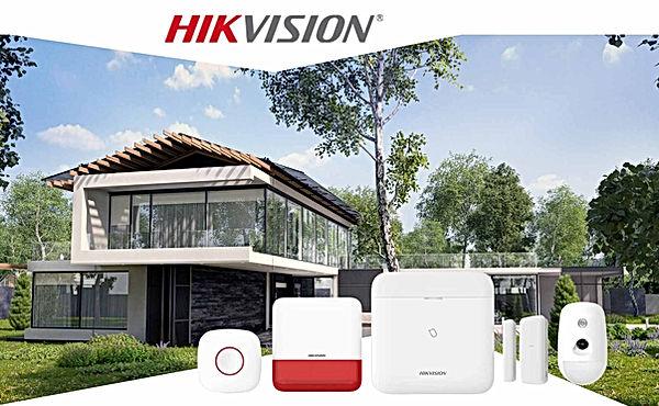 installateur alarme detecteur hikvision