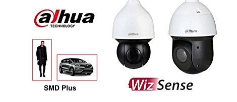 Wizsense-SD5A SD49  camera dome ptz dahu