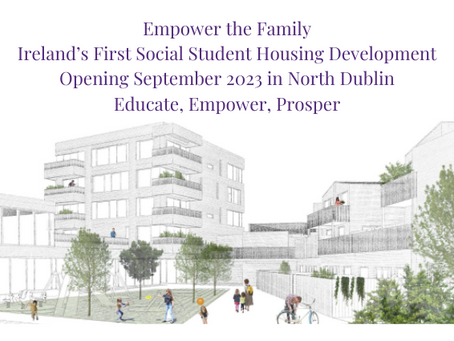 UCD Students able to Benefit from Ireland's First Social Housing Student Development