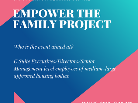 Information Session - Empower The Family Project