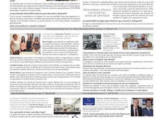 SÁNCHEZ-INIESTA ABOGADOS ENTREVISTADO EN EL DIARIO ABC