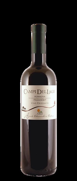 Celli - Campi Del Lago Romagna DOC Pagadebit Frizzante 2017