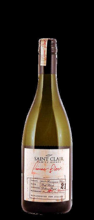 Saint Clair - Pioneer Block 21 Sauvignon Blanc 2017