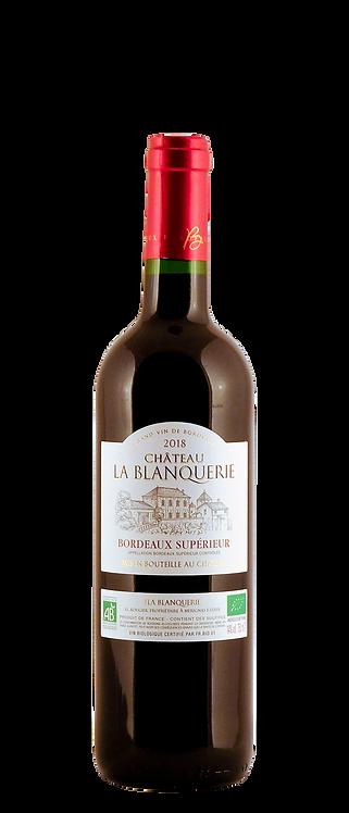 Château La Blanquerie - Bordeaux Supérieur Rouge 2019 (bio)