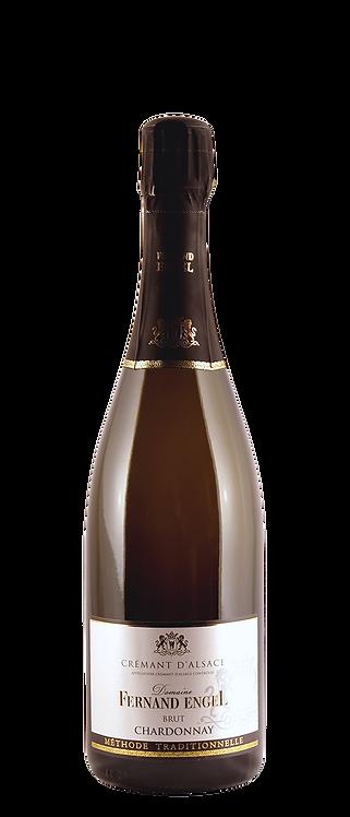 Fernand Engel - AOC Crémant d'Alsace Chardonnay Brut 2017 (bio)