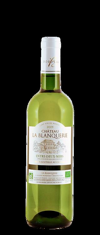 Château La Blanquerie - Bordeaux Blanc Entre-Deux-Mers 2019 (bio)