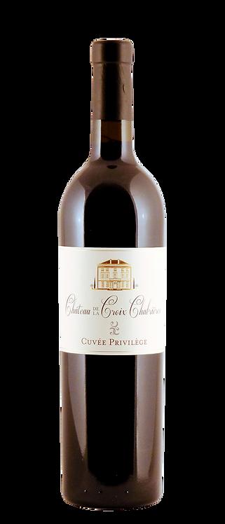 """Château de la Croix Chabrières - Côtes du Rhône Rouge """"Privilège """" 2016"""