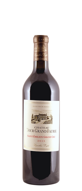 """SARL Feytit - Saint Emilion Grand Cru """"Chateau Tour Grand Faurie"""" 2015"""