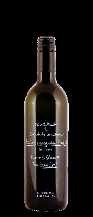 Weingut Christoph Edelbauer - Riesling Langenlois Kamptal DAC 2019