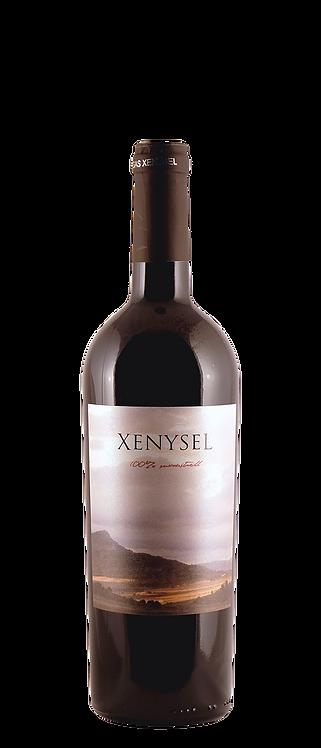Xenysel - Xenysel Pie Franco Monastrell 2017 (bio)