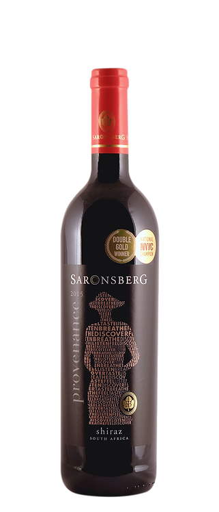 Saronsberg - Provenance Shiraz 2016