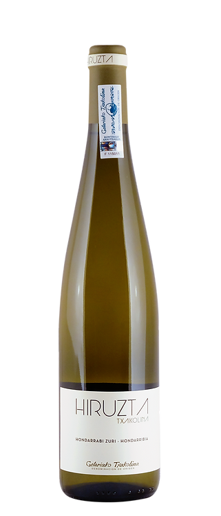 Bodega Hiruzta - Txakoli 2019