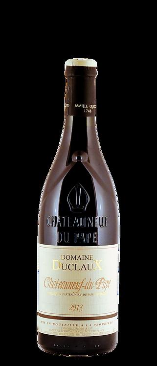 Famille Quiot - Domaine Duclaux Châteauneuf-du-Pape Rouge 2013
