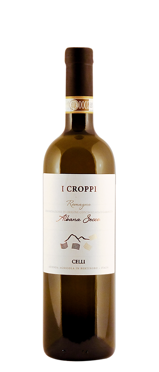 Celli - I Croppi Romagna DOCG Albana Secco 2020 (bio)