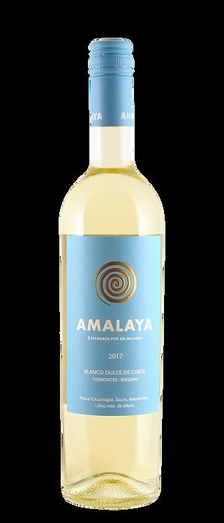 Amalaya - Blanco Dulce De Corte 2017