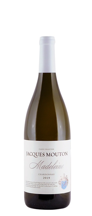 Jacques Mouton - Madeleine Chardonnay 2019