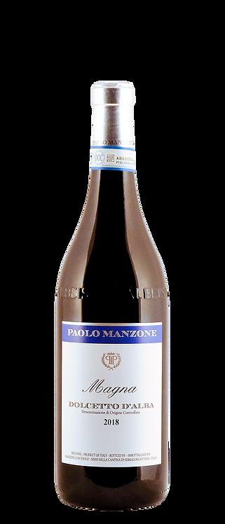 Azienda Agricola Paolo Manzone - Dolcetto d'Alba Magna 2018