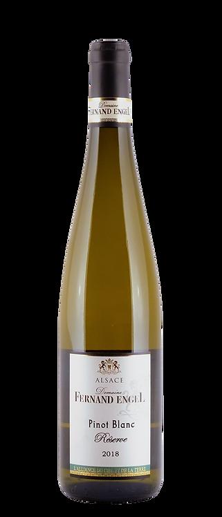 Fernand Engel - AOC Alsace Pinot Blanc Réserve 2020 (bio)