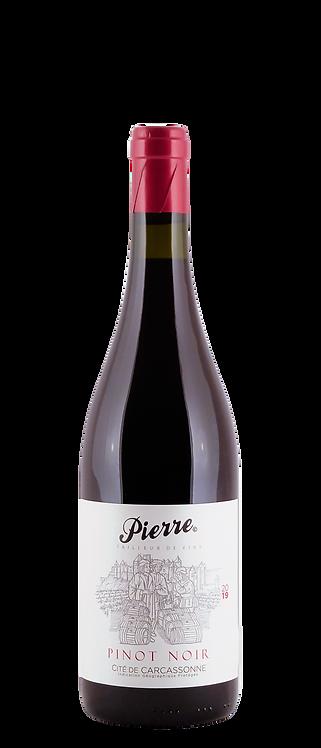 Pierre (Tailleur de Vins) - IGP Cité de Carcassonne Pinot Noir 2019