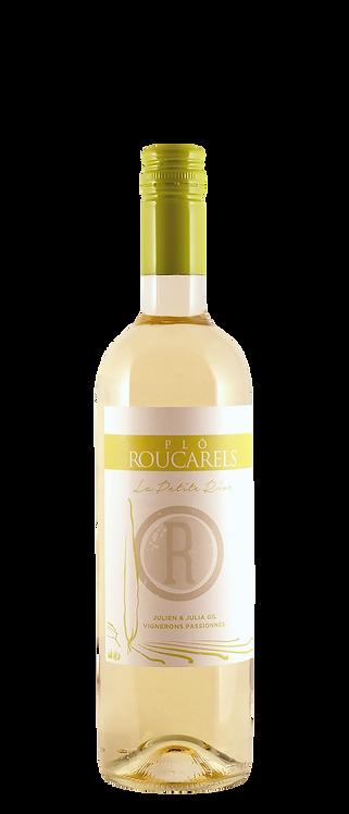 Plo Roucarels - Haute Vallée de L'Aude La Petite Rive Blanc 2017