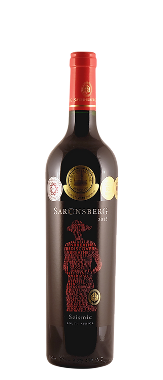 Saronsberg - Provenance Seismic Rooi 2017