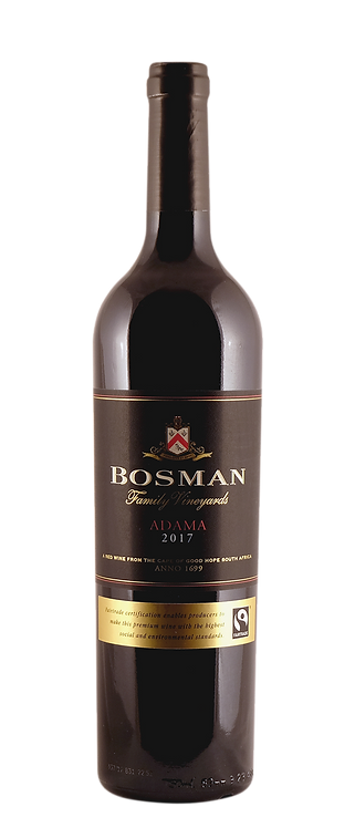 Bosman - Unique Innovation Adama Red Blend 2017