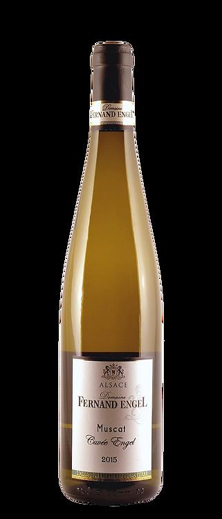 Fernand Engel - AOC Alsace Muscat Cuvée Engel 2015 (bio)