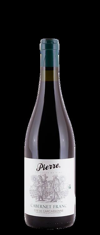 Pierre (Tailleur de Vins) - IGP Cité de Carcassonne Cabernet Franc 2019