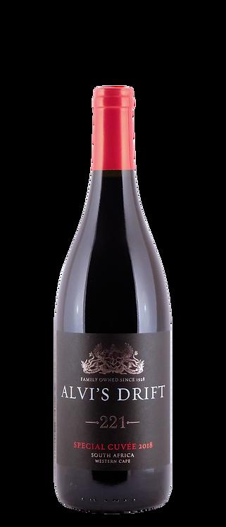 Alvi's Drift - 221 Red special Cuvée 2018