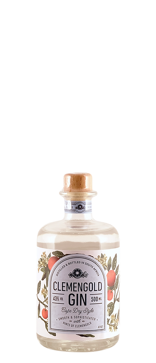 Gin Clemengold 43° (500 ml)