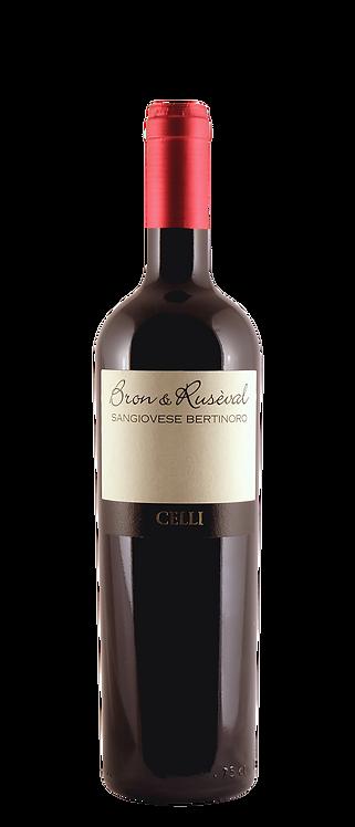 Celli - Bron & Ruseval Romagna DOC Sangiovese Riserva Bertinoro 2016