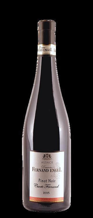 Fernand Engel - AOC Alsace Pinot Noir Cuvee Fernand 2018 (bio)